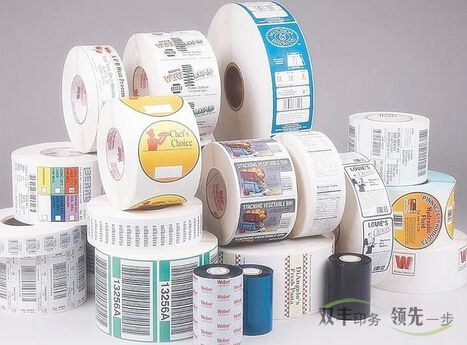 那种不干胶标签印刷产品为不合格的产品